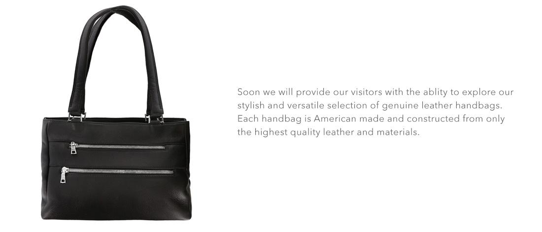 SAS Handbags Coming Soon