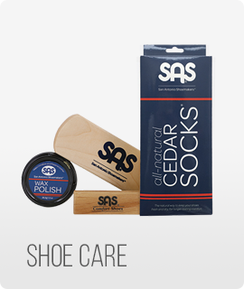 SAS Shoe Care Products